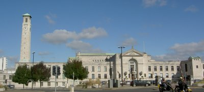 Solent University 3